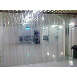 Tirai Plastik PVC Murah Jakarta