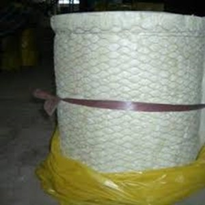 Dari Rockwool Blanket With Wire Mesh 0