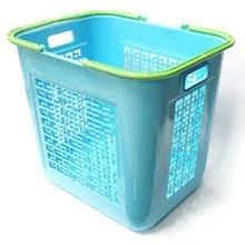 Alat Laundry Lainnya Keranjang Hanger Dan Plastik Packing