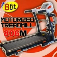 Bfit Multifunction Treadmill 806M 1