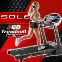 SOLE F60 Treadmill 1