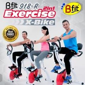 Bfit 2In1 Exercise Bike 918