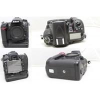 Nikon D7000 + MBD11 Like New Ex Alta 1