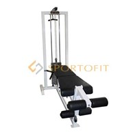 Leg Curl & Leg Ext. Machine & Tricep LCE-01 1