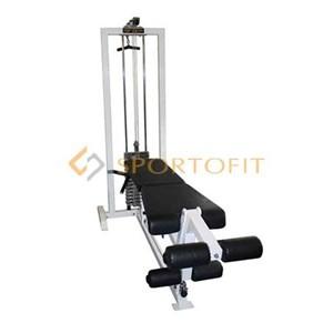 Leg Curl & Leg Ext. Machine & Tricep LCE-01