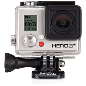 Gopro HERO3+ (Silver Edition)