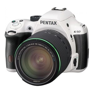 Pentax K50 Kit 18-135Mm F3.5-5.6 AL WR