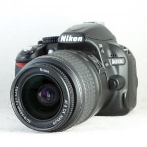 USED : NIKON D3100 Plus Kit 18-55Mm ED BOX MULUSSS ISTIMEWAHHHH!!! SURABAYA!!!