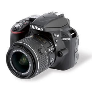 D3300 KIT With AF-S 18-55Mm VR