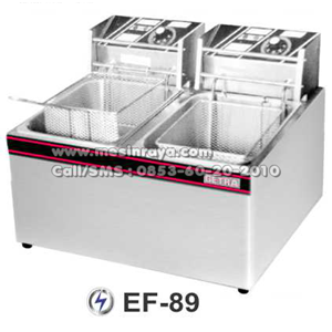Kompor Electrik (Electric Deep Fryer) : EF-89