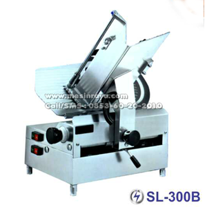 Mesin Pemotong Daging Beku (Mesin Meat Slicer) : SL-300B