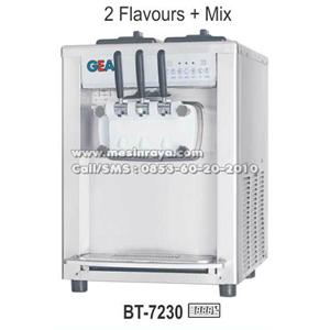 Mesin Pembuat Soft Ice Cream Dan Frozen Yoghurt : BT-7230
