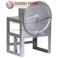 Mesin Potong Keripik (Pemotong Singkong - Tempe Dan Pisang Untuk Produksi Keripik)