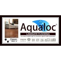 Lantai Kayu Parket Laminate Floor Aqualoc 1