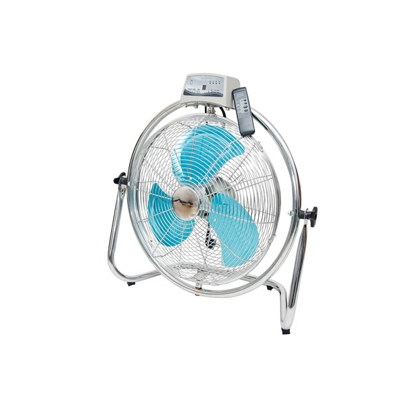 Kipas Angin Lantai - Rotary Fan With Remote