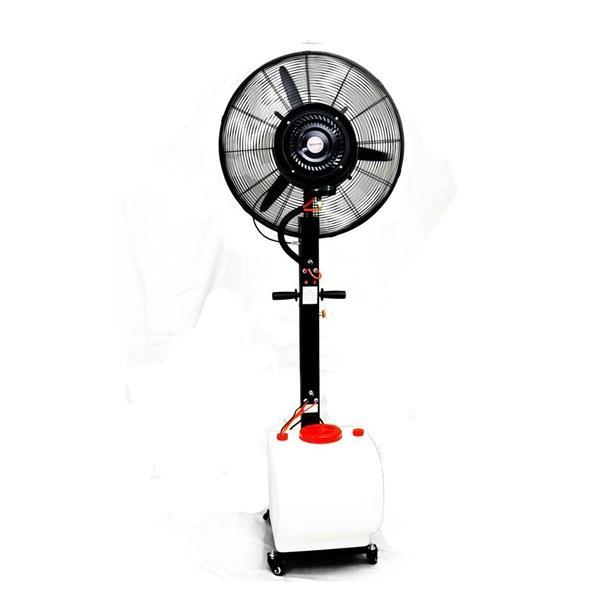 Misty Fan