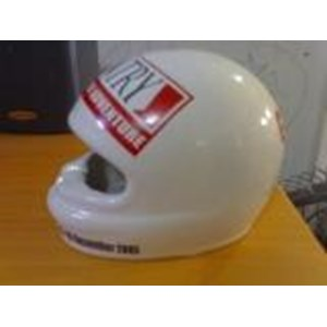 Asbak Keramik Tipe Asbak Helm