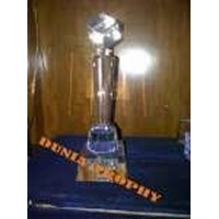 TROPHY KRISTAL DIAMOND 1