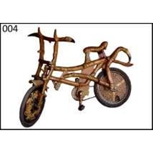 Sepeda Bambu 004
