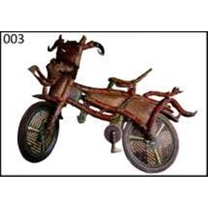 Sepeda Bambu 003