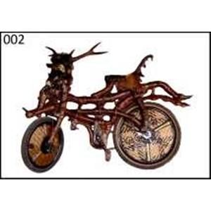 Sepeda Bambu 002