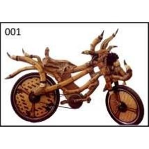 Sepeda Bambu 001