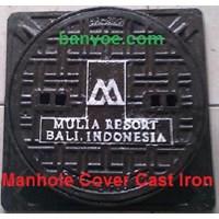 Manhole Cover Cast 1