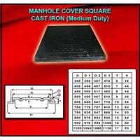 Manhole Cover Square 1