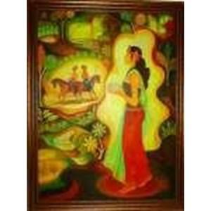 Lukisan Soedibio