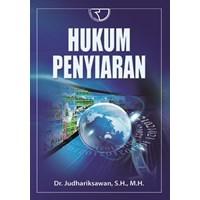 Jual Buku Hukum Penyiaran