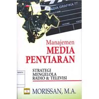 Jual Buku Manajemen Media Penyiaran