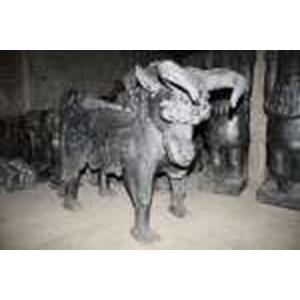 Patung Big Banteng