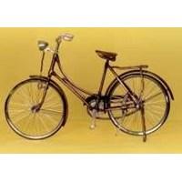 Miniatur Sepeda Logam 1