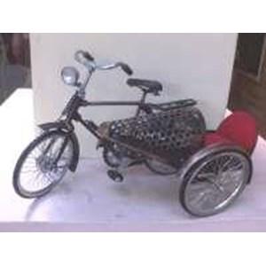 Miniatur Sepeda Tailand