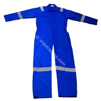 Wearpack Faust Coverall Drill 1