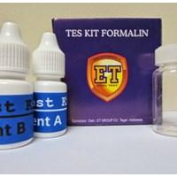 Test Kit (Alat Uji Cepat) Formalin Di Makanan 1