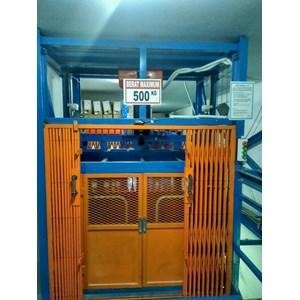 Fabrikasi Crago LIft By Blatindoputra Utama