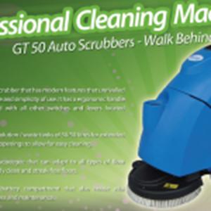 Mesin Floor Scrubber
