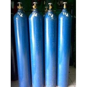 Gas Nitrogen N2