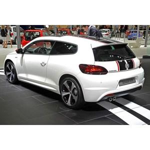 New VW Scirocco GTS