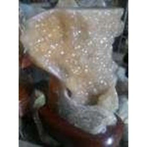 Batu Crystal Specemen