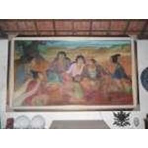 Lukisan Jamu Gending