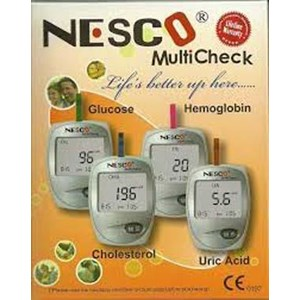 Alat Cek Gula Darah Nesco 3 In 1