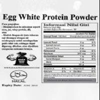 Susu Protein Egg White Protein Powder