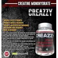 Jual PROMO BUY 3 GET 1 FREE Creazzy (creatin monohydrate) 2