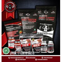 Distributor PROMO BUY 3 GET 1 FREE Creazzy (creatin monohydrate) 3
