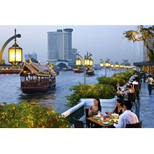 WH13 - Super Saver 6D5N Bangkok Pattaya Free Colloseum Only Rp. 4.500.000/Pax By QZ