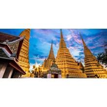 WH13 - Super Saver 4D3N Bangkok Pattaya Free Nanta Show Only Rp. 3.550.000/Pax By QZ