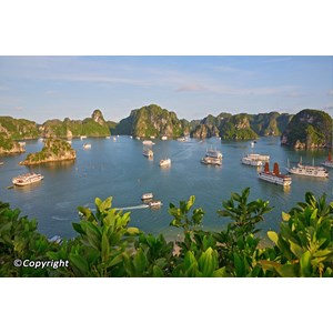 WH28 - Land Only 5D4N Hanoi Halong Stay On Cruise + City Tour Hanoi Only Rp. 2.760.000/Pax By Callista Tour