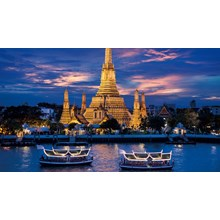 WH13 - Land Only 4D3N Bangkok Pattaya Free Colloseum Only Rp. 1.880.000/Pax